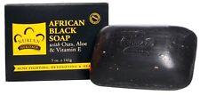 Nubian Heritage, Afrikanische Schwarze Seife Stange, 142ml (141 g)
