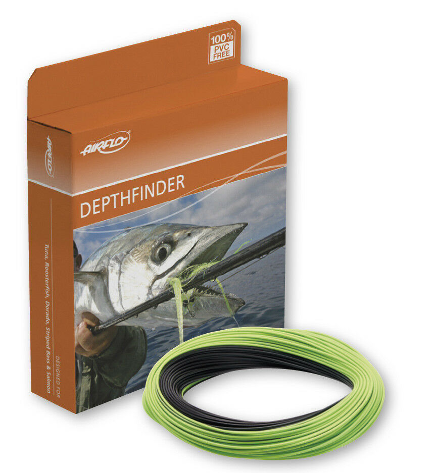 Airflo Grain Depth Finder Grain Airflo Floating Running Fly Line 5872f6