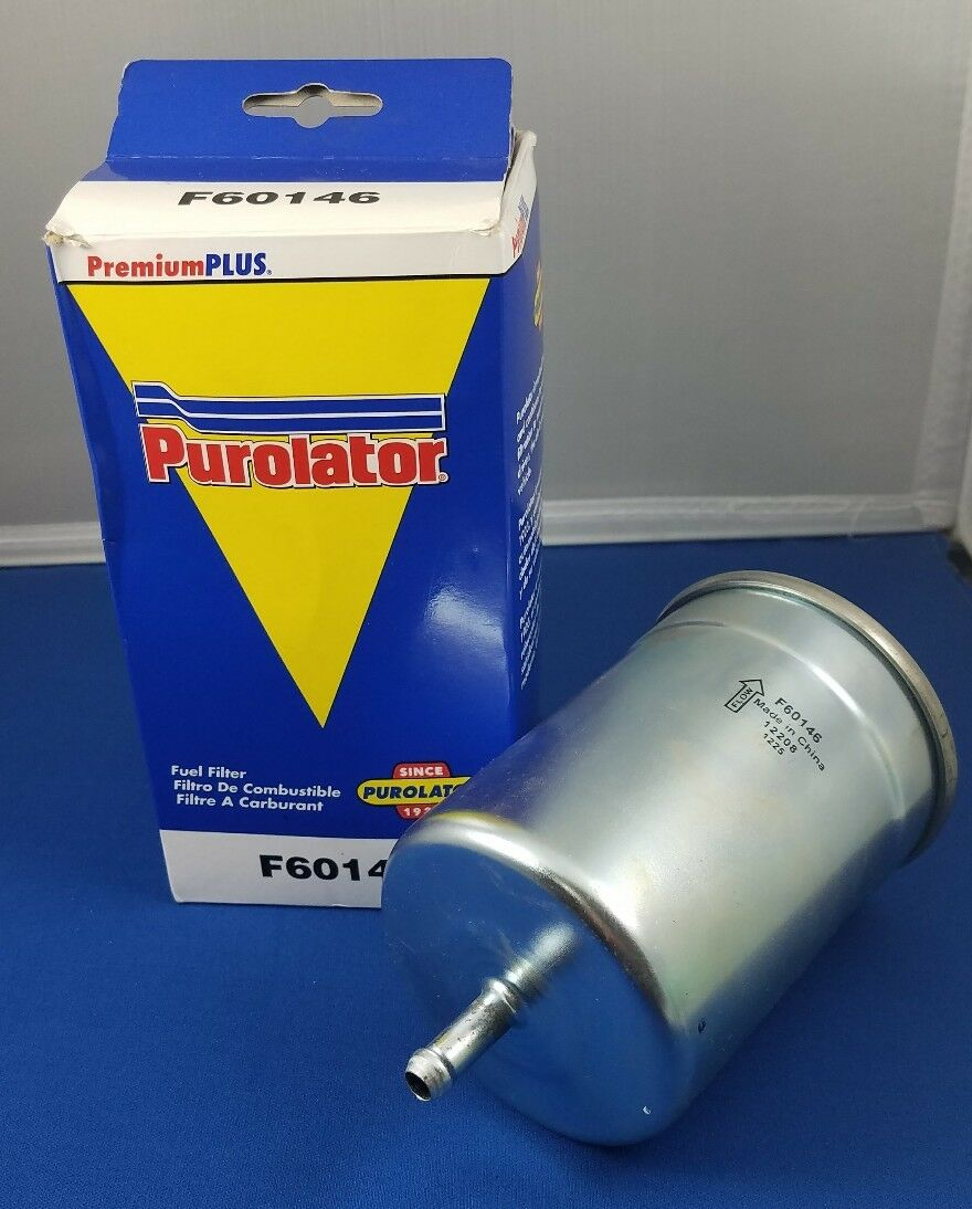 Fuel Filter Purolator F60146 Ebay Jaguar Xjs Location
