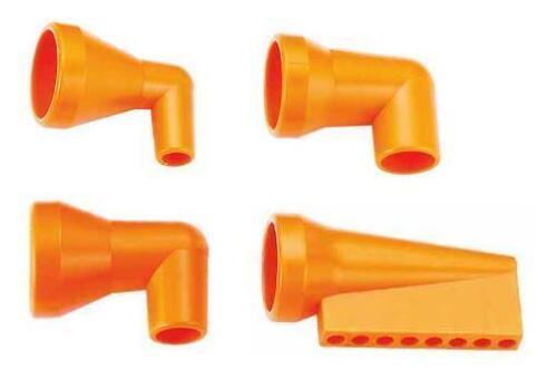 84346 Flex Coolant Hose JETON 90° Nozzle Kit