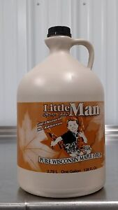 500962c6233 100% Pure Wisconsin Maple Syrup Grade A Amber Rich Medium Amber ...
