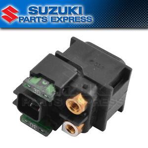 STARTER SOLENOID RELAY FOR SUZUKI VZ800 MARAUDER 800 1997 1998 1999 2000-2004