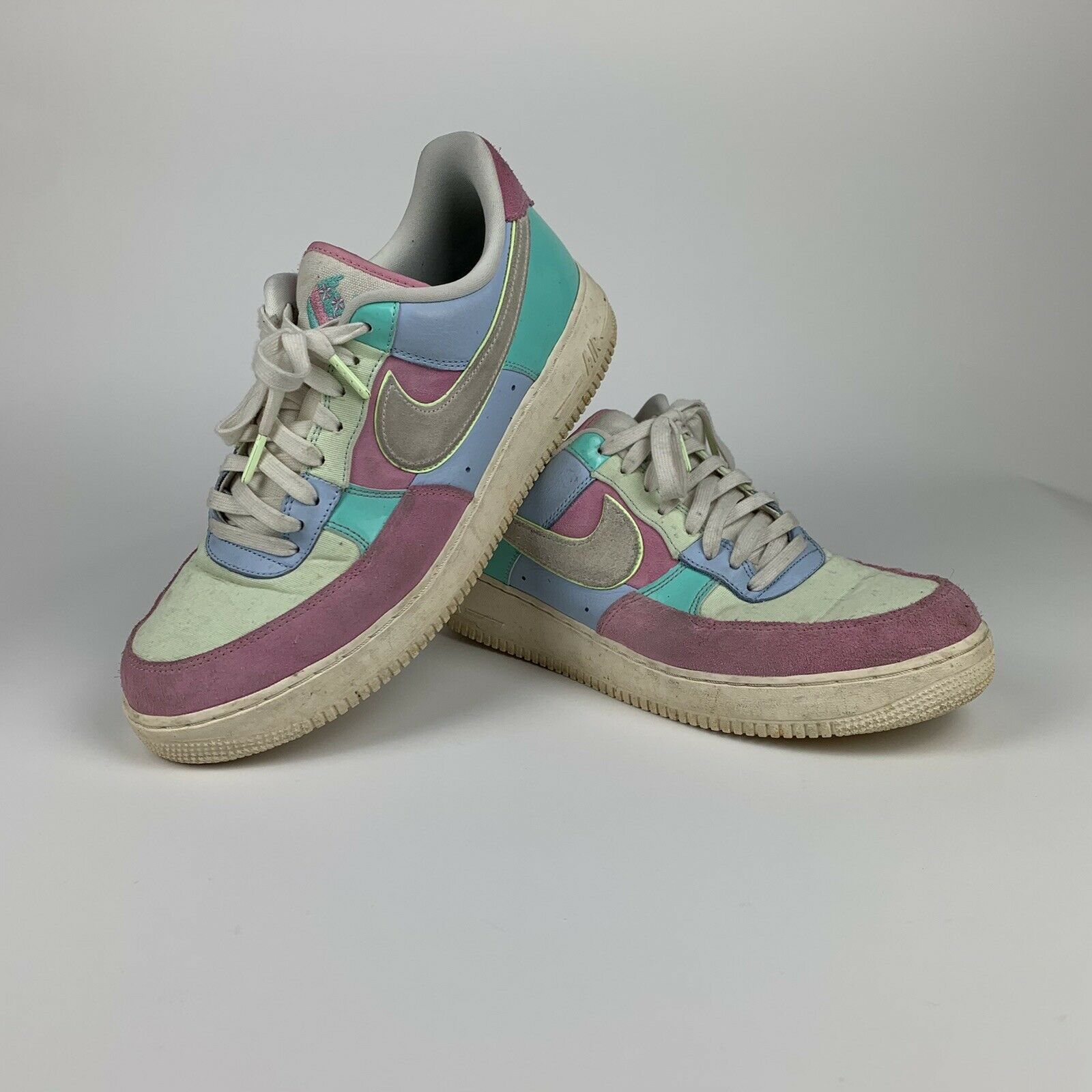 Nike Air Force 1 'Spring Patchwork