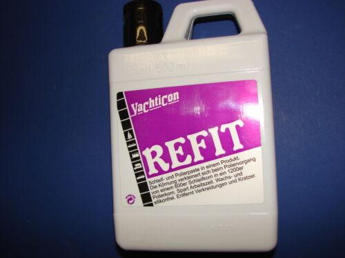 500ml YACHTICON Refit Schleifpaste u Polierpaste in einem Produkt GP35,80€//l