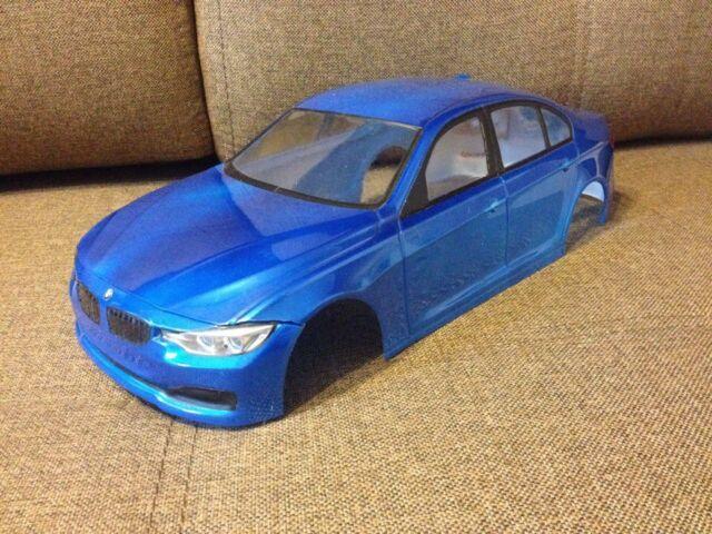 NEW 1/10 scale BMW M3 f80/f30 RC body tamiya mst tt-01 hsp hpi sprint karo ms01d