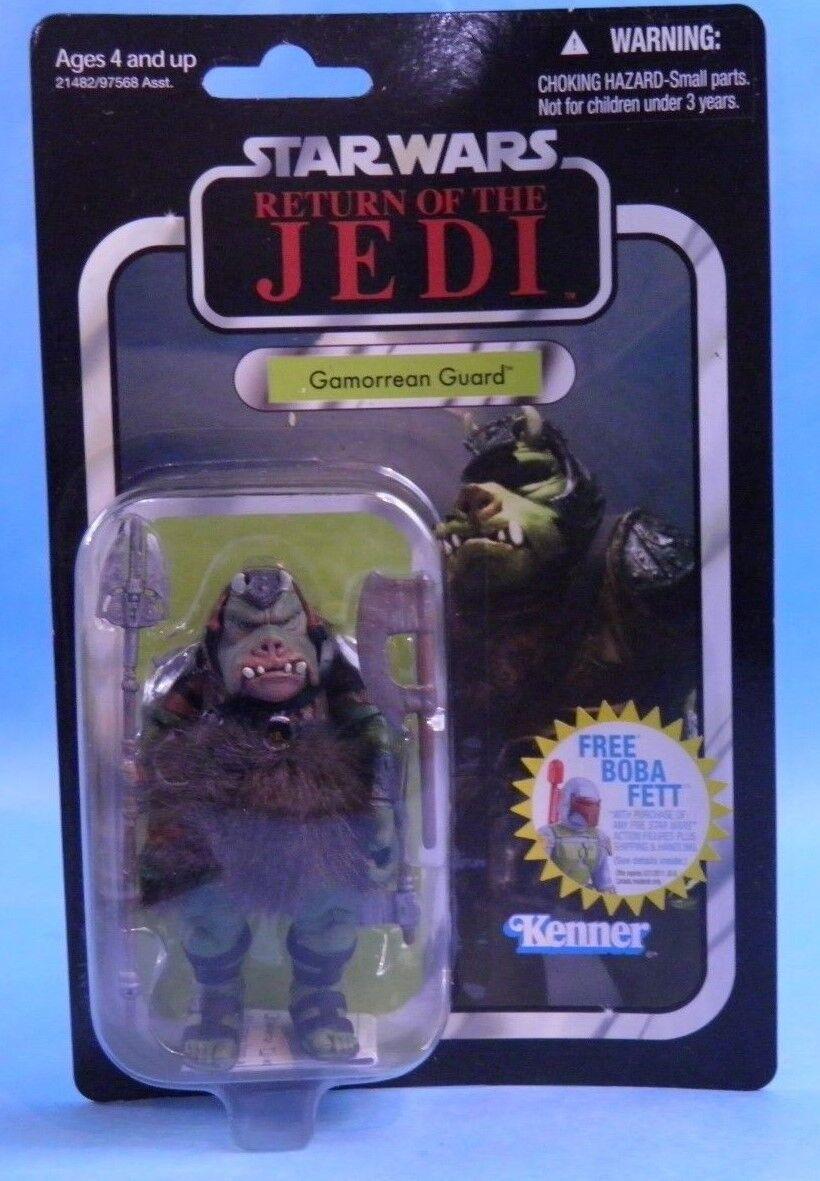 Star Wars Vintage Collection Return of the Jedi Gamorrean Guard Figure VC21