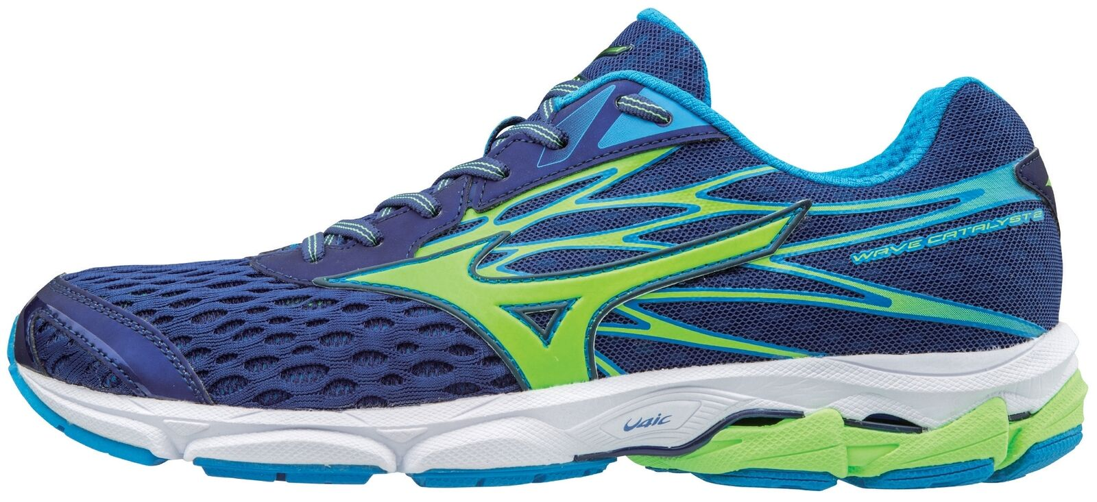 Mizuno Wave Catalyst 2 Mens Running shoes - bluee