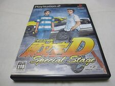 7-14 Days to USA Airmail. Used PS2 Initial D Special Stage. Japanese Version.
