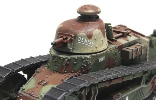 1940 H0 1:87 Fertigmodell Panzer Resin Artitec 6870223 FR Renault FT17 Denise