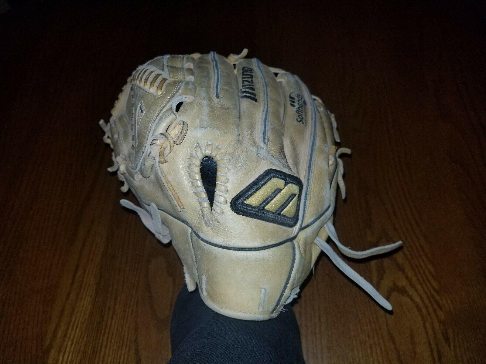 Mizuno Pro Limited GZP 15 3D Tecnología guante de béisbol LHT usado en excelente estado
