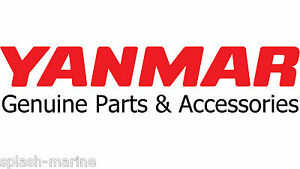 Genuine Yanmar Marine 3GM30F Fuel Injector Nozzle Assembly 124770-53001