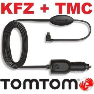 TomTom-KFZ-TMC-Antenne-f-XXL-GO-LIVE-Start-XL-Ladekabel-integriert-2in1-NEU