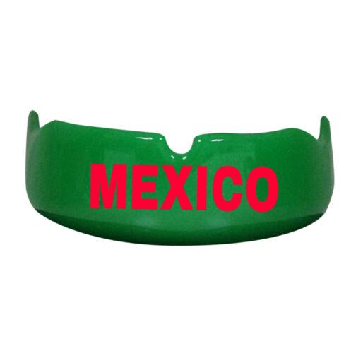 Pride Designs Mouth Guard Boil /& Bite Shurfit Custom Fit Mouthpiece MMA Boxing