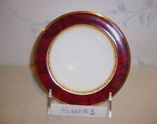 NEW Noritake HEMINGWAY Red Rim Soup Bowls (bowl), Multiple Available - BRAND NEW