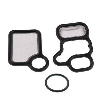 VTEC Filter Assy Spool Valve Gasket 15845-RAA-A01 Fit For Honda Solenoid Gasket Spool Valve Filter Screen