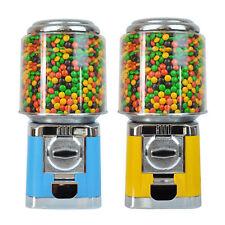 Blueyellow Vending Bubble Gum Bulk Vending Gumball Candy Machine For Home Shop
