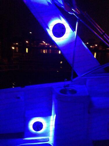 RGB LED Speaker Rings for JL Audio Marine 8.8 M880-2pc