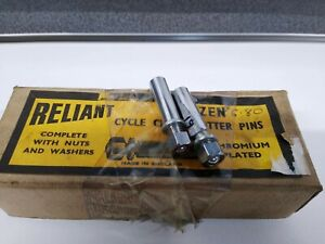 NOS Vintage 9mm Continental Cotter Pins High Quality Cinelli Magistroni 1 Pair