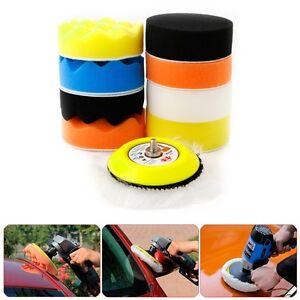 10pcs-3-034-m6-fils-tampon-kit-polisseur-polissage-polir-air-sander-Nouveau