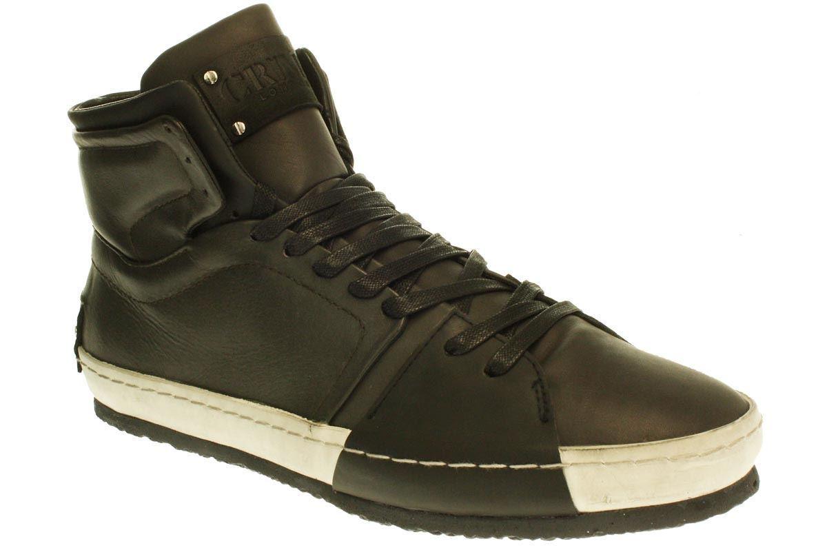 Crimen Londres 11027A15B - los hombres zapatos de cordones de la zapatilla de deporte - lavagna - 59