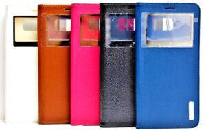 Schutzhuelle-Handytasche-fuer-Samsung-S6-Edge-PLUS-Handyhuelle-Echt-Leder