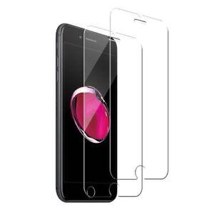 Vitre-protection-VERRE-trempe-Film-protecteur-ecran-iPhone-8-7-6-6S-PLUS-X-5-SE