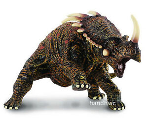 CollectA-88147-Styracosaurus-Dinosaur-Figurine-Replica-Collectible-Toy-Gift-NIP