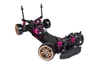 3racing Sakura D4 Rwd Drift Car Pre-assembled Kit-d4arwd