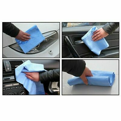 PVA Suede Towel for Absorbent Water Dry Hair Wiping Pet Car Wash Glass Clean Rag