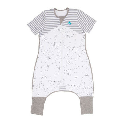 Love to Dream Sleep Suit - 1 TOG  White 12 - 24 Months Free Shipping