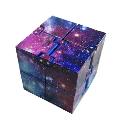 Fidget Toy Infinity Cube Pressure Reduce Killing Time Toys For ADD ADHD Anxiety