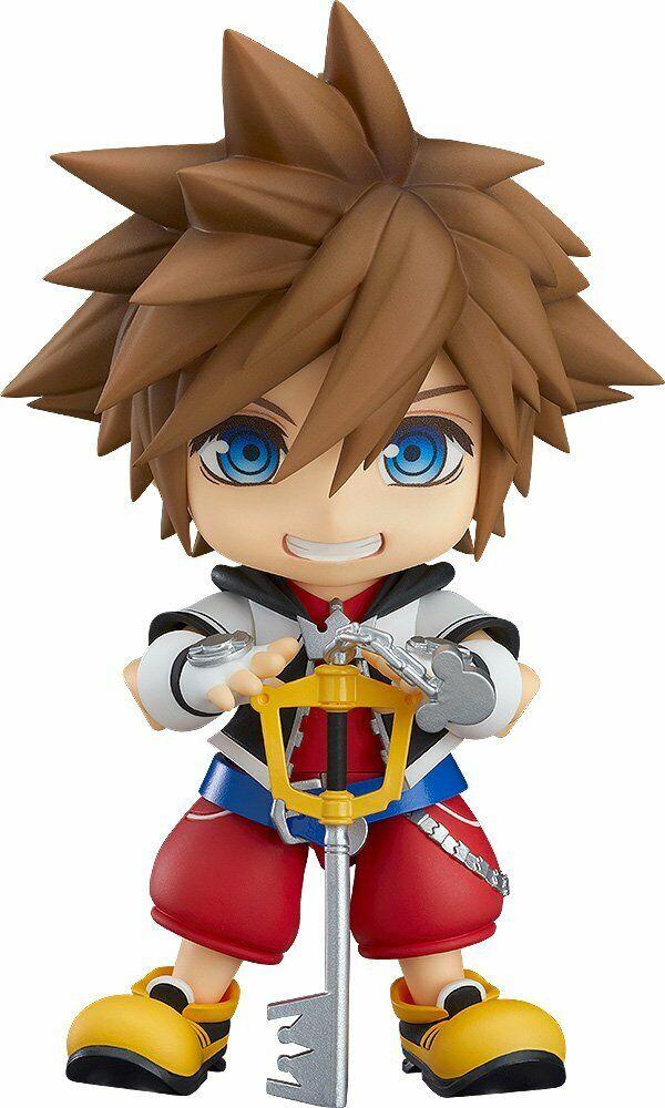 Good Smile Kingdom Hearts  Sora NendGoldid Wirkung Figure