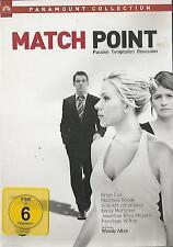 DVD - Matchpoint (Woody Allen Film) / #100