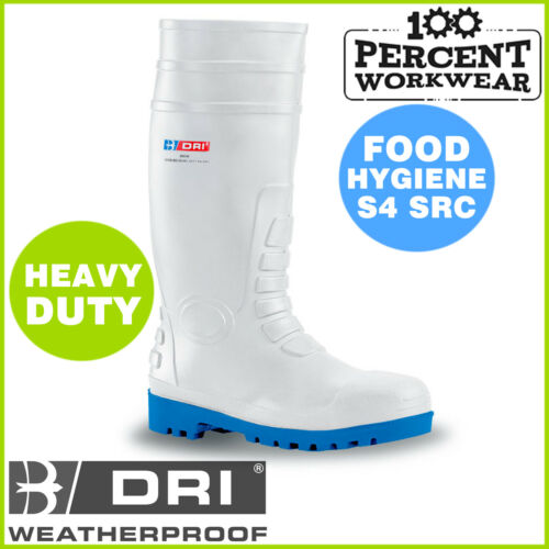 Heavy Duty Abattoir bouchers pêche Food Hygiène sécurité travail Wellington Boots