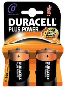 2-X-Batteria-Duracell-pila-alcalina-tipo-D-TORCIA-cod-0068