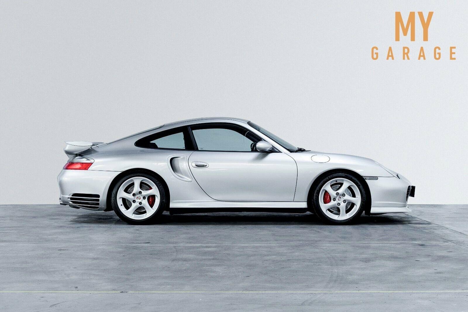 Porsche 911 Turbo 3,6 Coupé 2d - 429.000 kr.