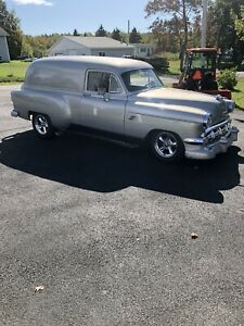 1954 chev delivery