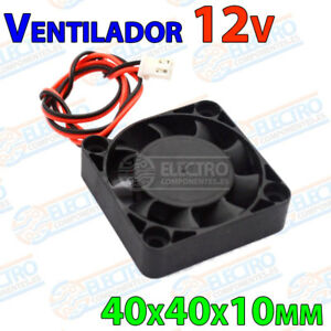 Ventilador-4010-12v-Fan-40x40x10-impresora-3D-cooler-40mm-10mm-brushless