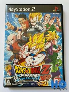 Dragon Ball Z - Sparking ! Neo - JAP - DBZ - Playstation 2 / PS2 - Complet