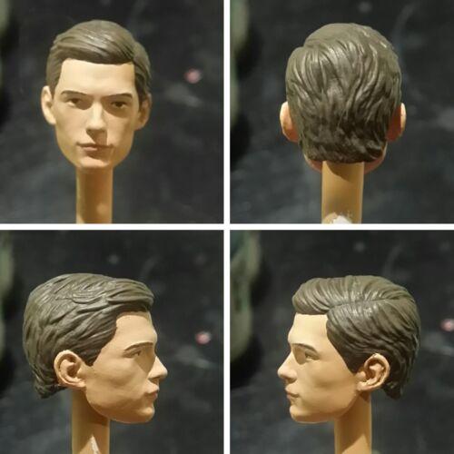 Marvel Legends Tom Holland spider man painted head Cast