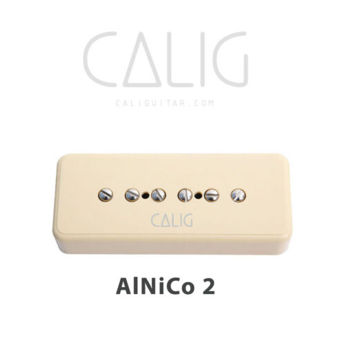P92 AlNiCo2 Vintage Soapbar PICKUP CALIG P91 CaliGuitar.com