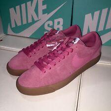 Supreme Nike SB Blazer Low GT. Pink Box Logo Jordan Boost Desert Bloom Paris