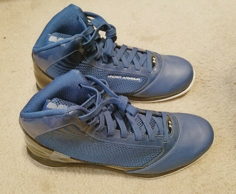 ARMOUR JET Basketball Basketball JET Hombre UNDER Zapatos, 9c8d52