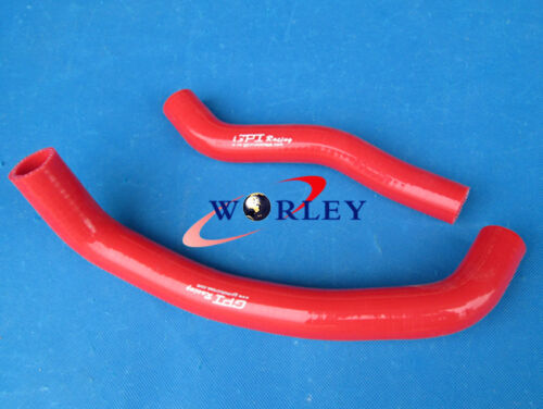 Silicone Radiator Hose for SUZUKI KFX400 LTZ400 DVX400 Z400 03-08 05 06 07 RED