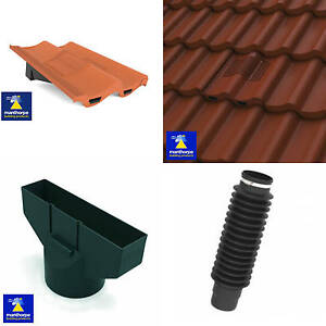 Manthorpe Double Pantile Tile Vents Gtv Dp Roof Vent