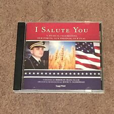 I Salute You by Craig-Claar & Clydesdale (CD, Music, Easy Listening, 2010, New)