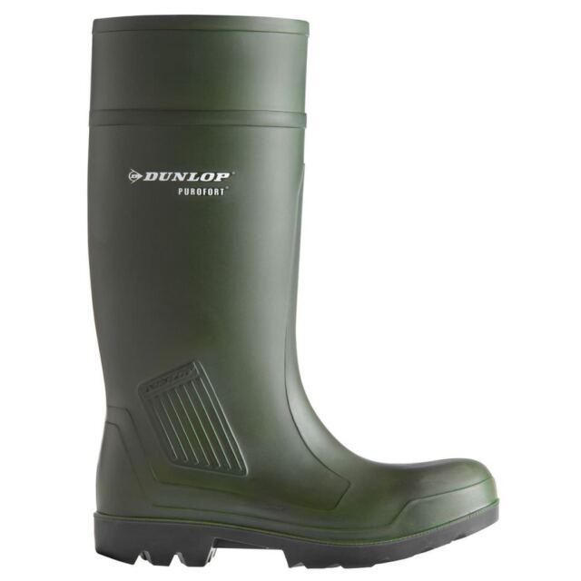 Dunlop Stivali di sicurezza in gomma Purofort S5 misura 41  3z0IPC