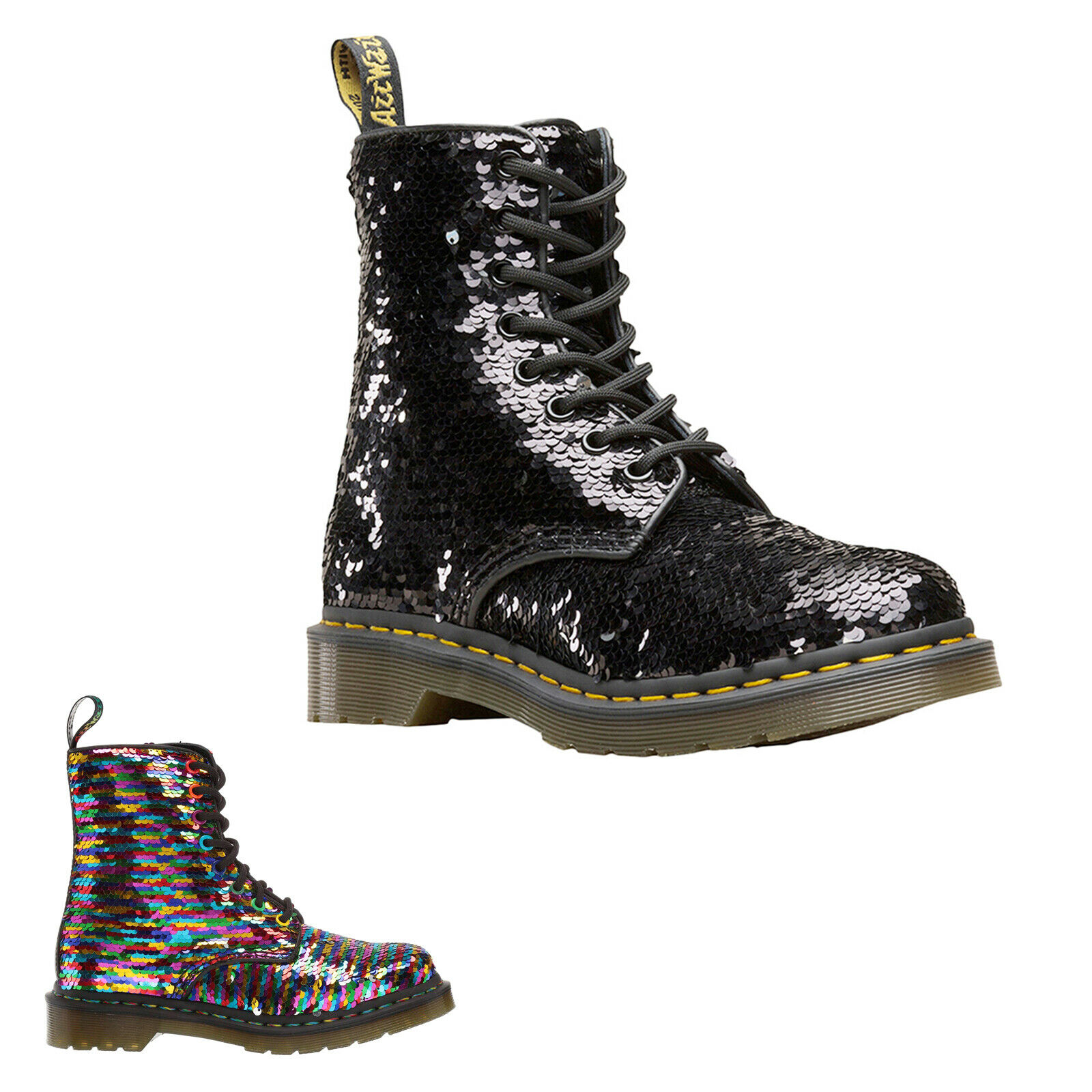 Dr.Martens 1460 Pascal Sequin Synthetic