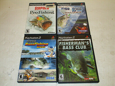 Bass Fishing Proanne 28 online, free Games