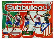 Oficial el Atlético de Madrid Subbuteo Caja set-paul Lamond cuadro soccer-football